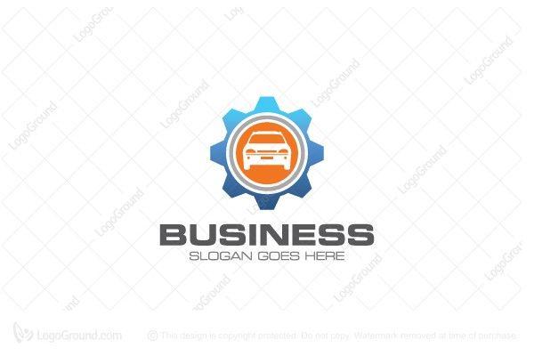 Logo for sale: Auto Service Logo