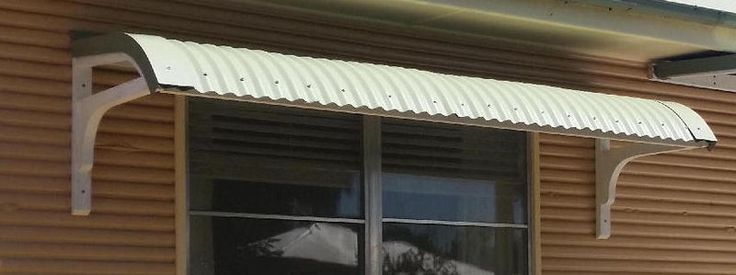 Melbourne made window canopies and awnings | timber awnings DIY