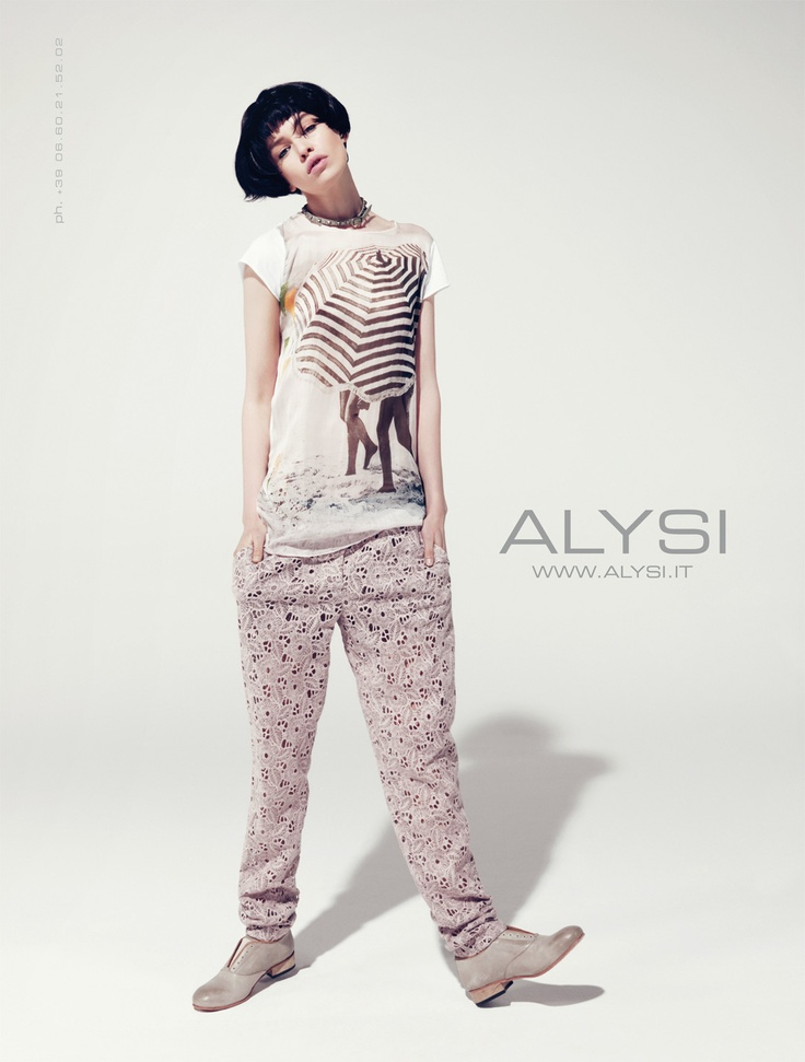 Adv campaign Spring Summer 2013