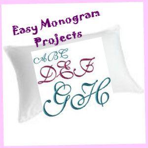 Monogram Machine Explained   Monogram Machine Reviews - Monogramming Machines HQ