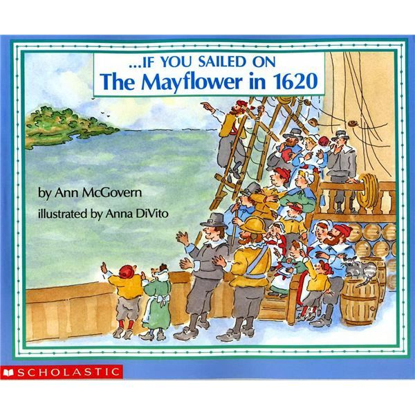 This lesson will help students to realize what was on the Mayflower, how the people slept, what they ate, and all other aspects of the famous boat. A Thanksgiving worksheet and craft is included in this lesson.