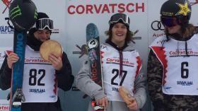 Le skieur canadien Teal Harle a gardé le meilleur pour la fin, remportant l'or à l'occasionde la dernière étape de...