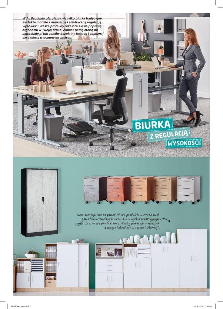 W ogromnej ofercie różnorodnych mebli dostępne są również niedrogie szafy biurowe w cenie na każdy budżet. Dzięki szafom pracownicy mogą zorganizować swoje miejsce pracy, odpowiednio przechowując dokumenty, segregatory i inne. Odwiedzić: http://www.ajprodukty.pl/meble-biurowe/6205319.wf