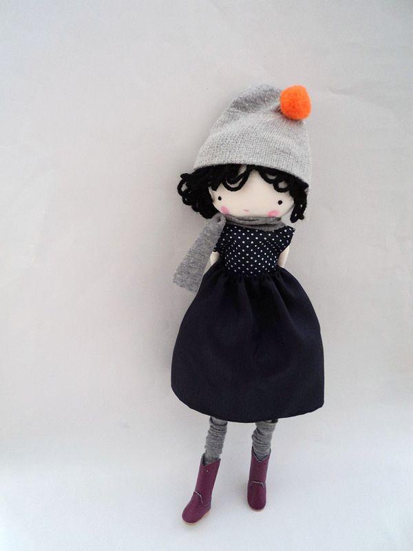 coco rag doll