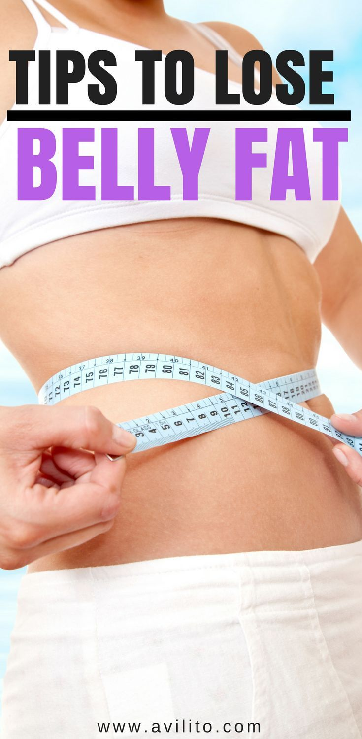 5 Tips to Shed that Stubborn Belly Fat!