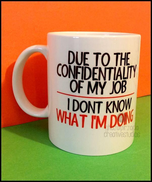 customised mug, diy