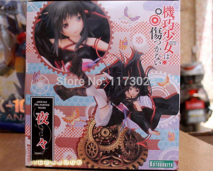 Поп горячей художественная литература / комиксов / аниме нерушимая машина китае-куклы акабане Raishin яя на механизм сексуальная 7  пвх фигура игрушки новая коробка