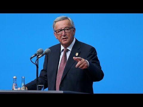 """*INC*NEWS: Juncker: """"L'Europa è in crisi esistenziale"""""""