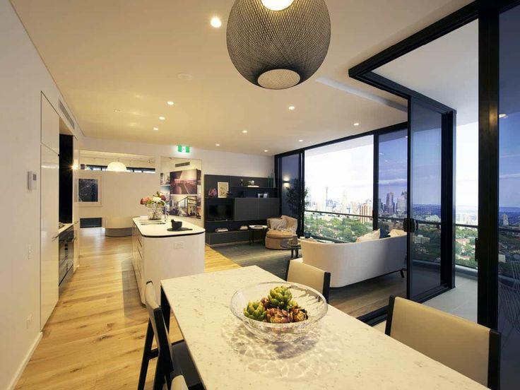 Aqua Apartments Sales Display NSW - DC8 Studio
