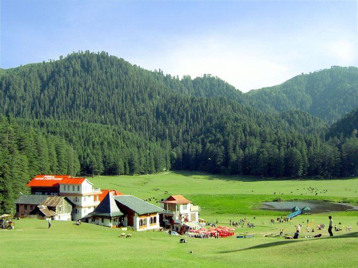 Khajjiar - Mini Switzerland of India (24 Km from Dalhousie) :http://travelomasti.com/2014/04/khajjiar-mini-switzerland-of-india-24-km-from-dalhousie/