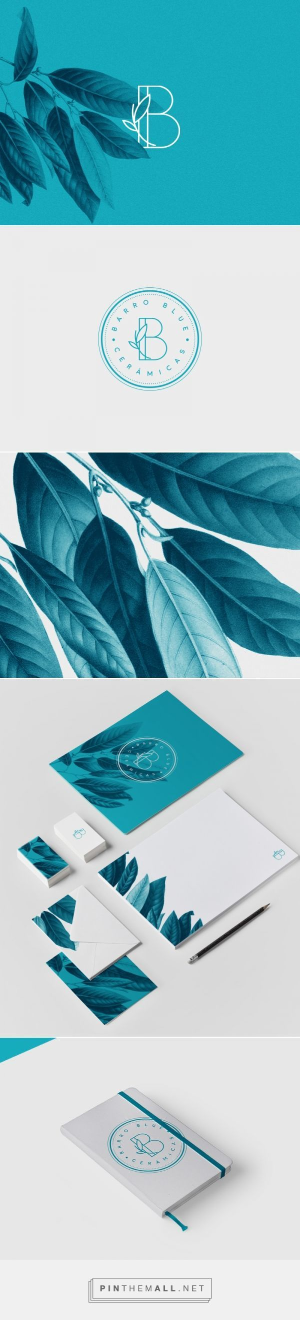BARRO BLUE on Behance... - a grouped images picture - Pin Them All
