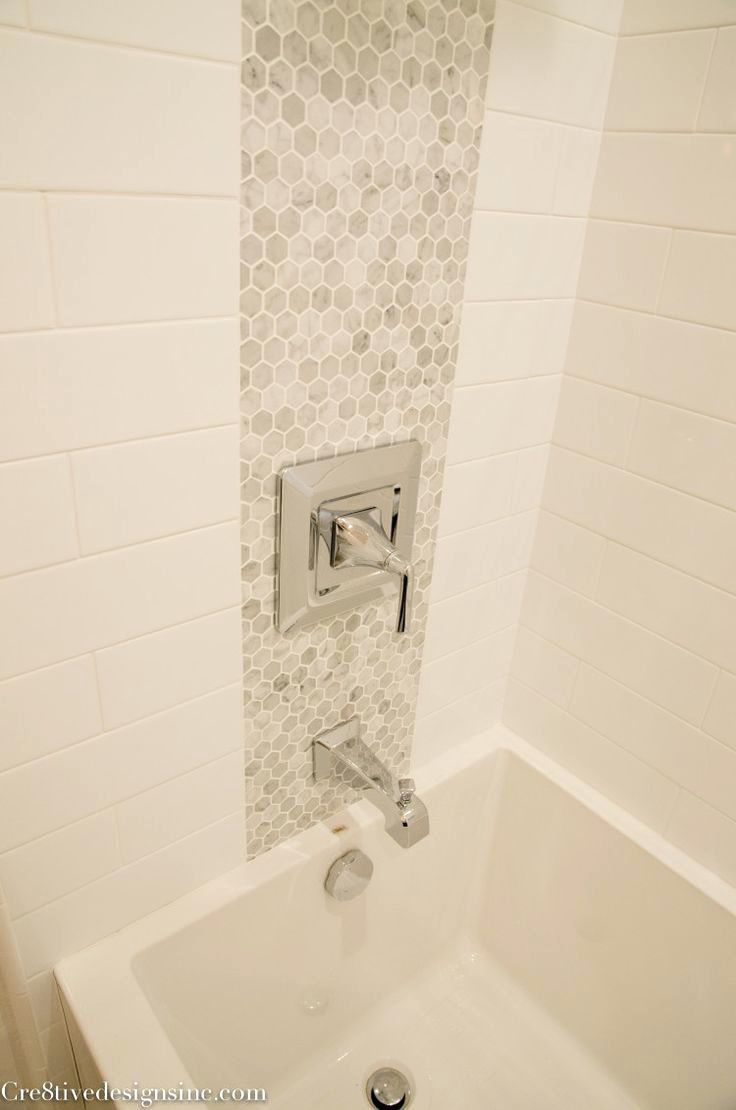 Tiles Accent Tile Shower Vertical Accent Tile Shower