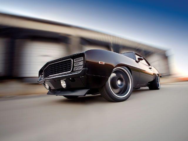 69 RS Camaro