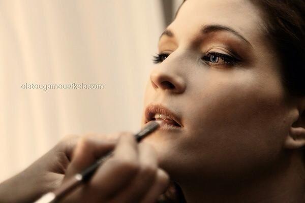 Brital makeup