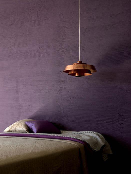 Ultra Violet Pantone color of the 2018, violet interior decor living room #ultraviolet