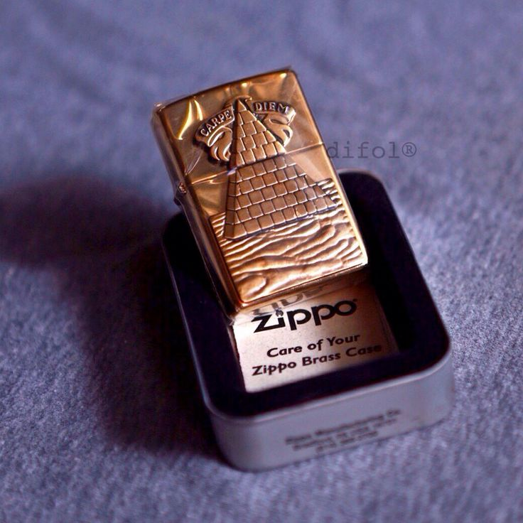 Zippo Carpediem By Barrett Smythe Surprise