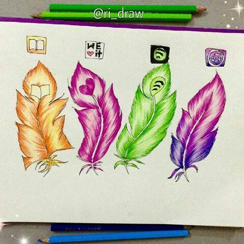 Feather Social Media