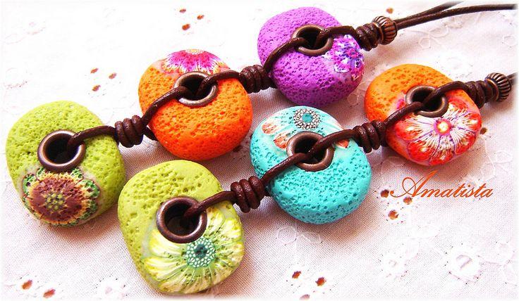 Colgantes textura tricolor   Flickr - Photo Sharing!