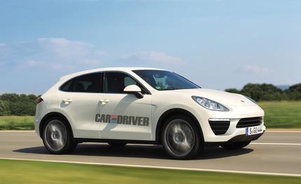 2014 Porsche Cajun Rendered