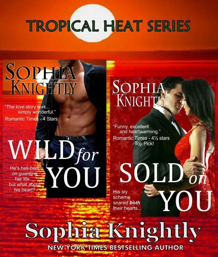 Amazon.com: Tropical Heat Series Box Set eBook: Sophia Knightly: Books