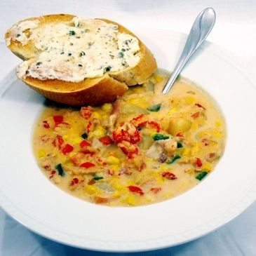 Easy, delicious and healthy Crawfish & Crab Corn Chowder recipe from SparkRecipes. See our top-rated recipes for Crawfish & Crab Corn Chowder.
