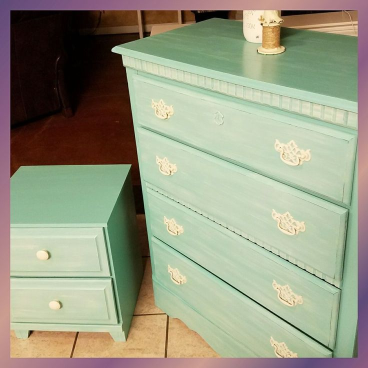 popular painted furniture colors. holly with rustic relic used very popular color the gulf a splash of drop cloth chalk paint is super easy to use painted furniture colors