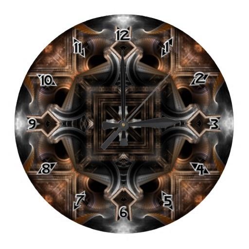 Future Vision Digital Art Wall Clocks $28.10 - Click Here http://xzendor7.com/xzendor7-wall+clocks.php