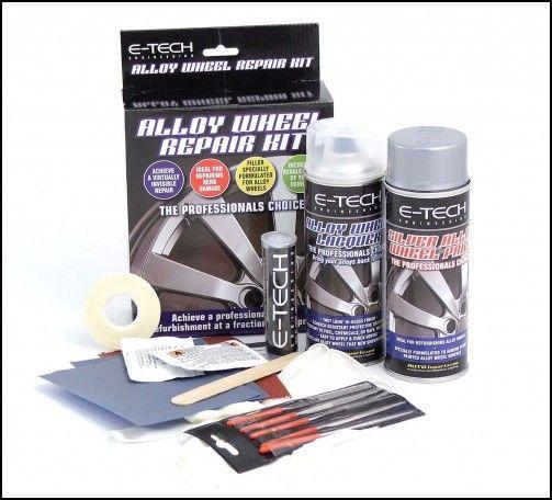 Alloy Wheel Refinishing Kit