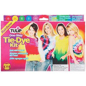 Tulip One-Step Tie Dye Kit, Large, Rainbow