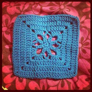 Twilight Taggers: Ella Rose square pattern