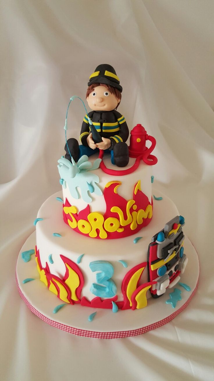Torta pompiere