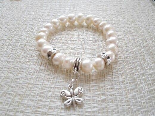 Perla mariposa