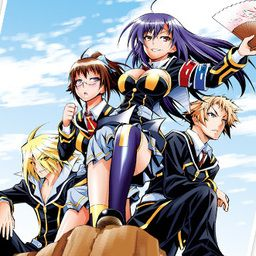 Medaka Box (Manga) - TV Tropes