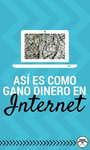 ¡Hola chicos! Hace poco me aventuré en el mundo Freelance, es decir, de trabajo por Internet desde casa. #money #internet #dinero #facil
