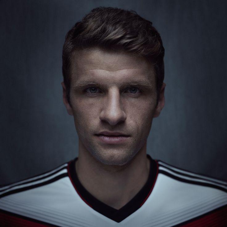 Thomas Müller // #DIEMANNSCHAFT von #PaulRipke @webguerillas München