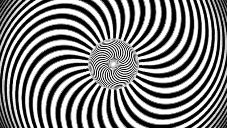 Seriously Trippy Eye Trick Optical Illusion -- For full effect watch until then. Then look away. This one will really twist your vision and make the room grow and or shrink. #Optical #Illusions #ShermanFinancialGroup