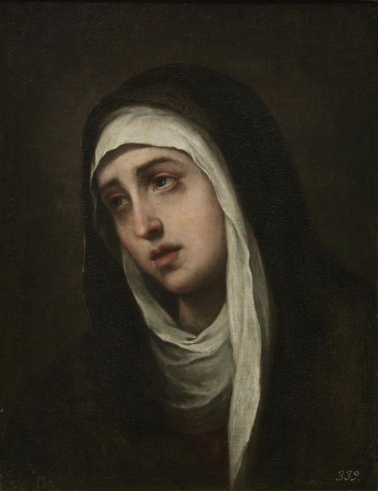 La Dolorosa, Bartolomé Esteban Murillo, 1660-1670