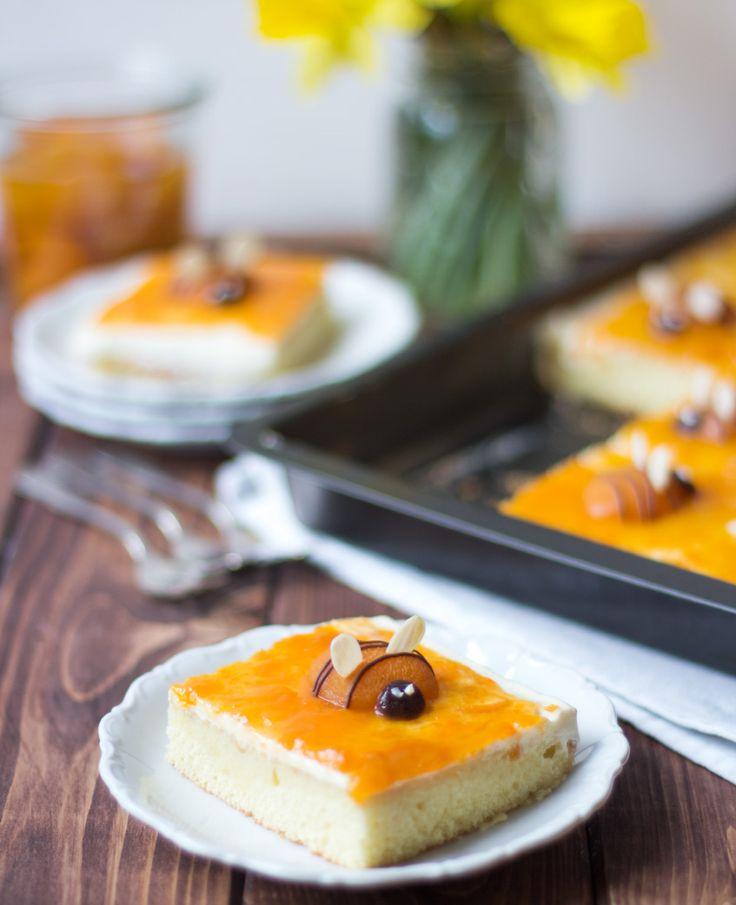 Bienchen-Blech-Kuchen