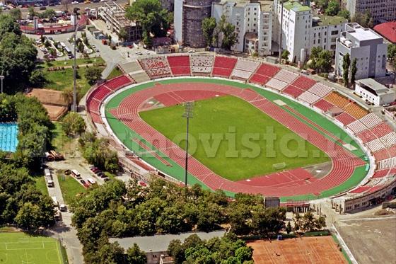 Stadionul Dinamo - Dinamo Bucuresti