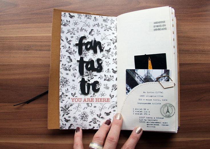 Paris mini album by Veronika Mayer