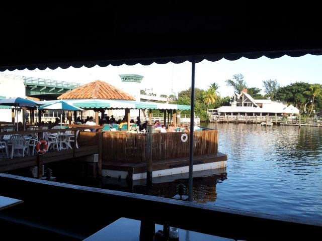 Birthday Party On The Intracoastal At Waterway Cafe Jupiter