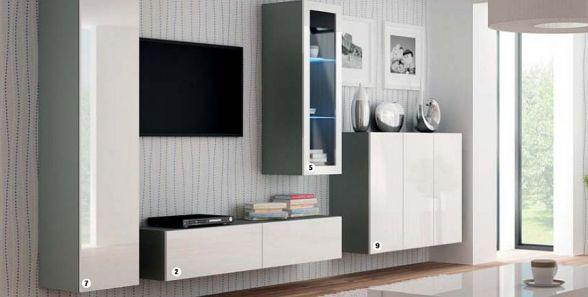 Komoda LIVO KM-120 jest wyjątkowa. Nowoczesny design i swoisty styl komody uzyskano za sprawą wielu estetycznie zaprojektowanych elementów oraz bardzo starannemu wykonaniu.