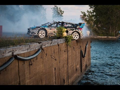 [HOONIGAN] Ken Block's GYMKHANA NINE: Raw Industrial Playground - YouTube