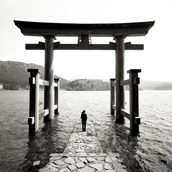Itsukushima Shrine in Hiroshima Japan