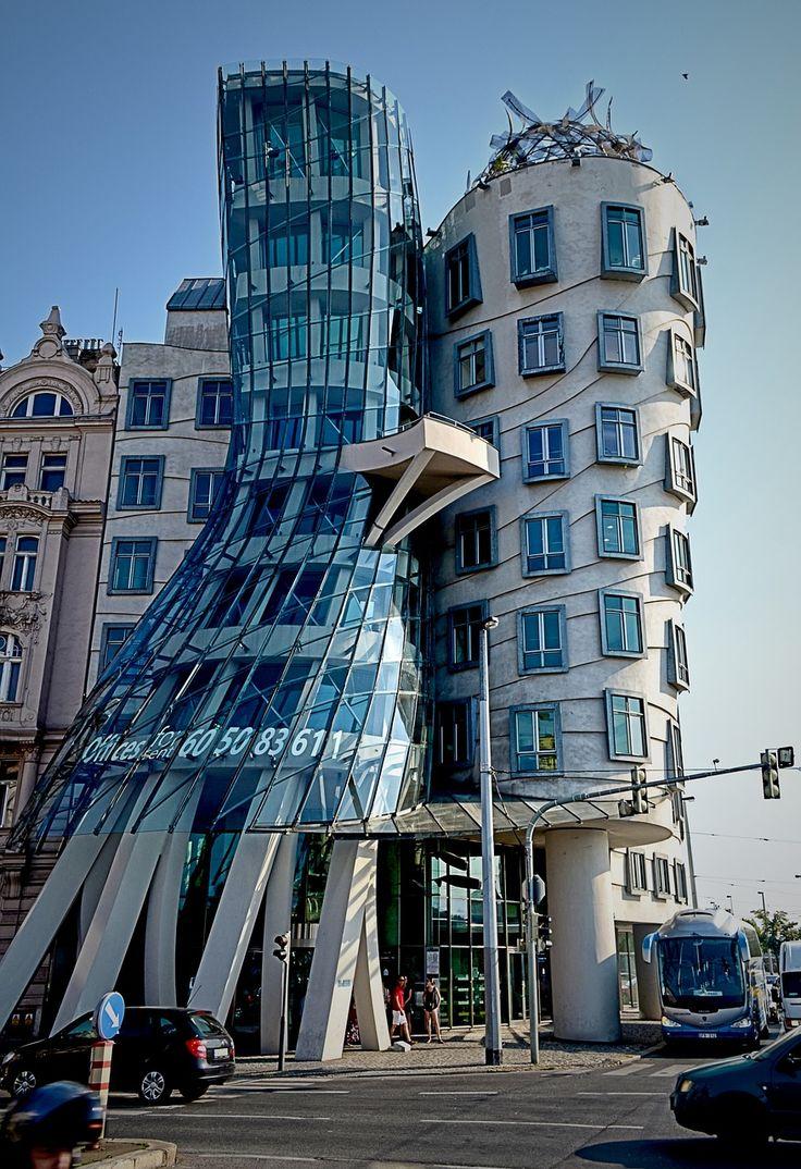 Tańczący dom - Praga