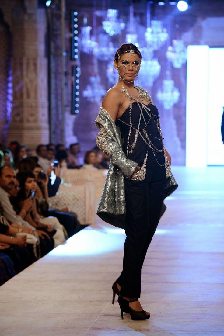 HSY-  Pakistan Bridal Fashion Week - PLBW 2014