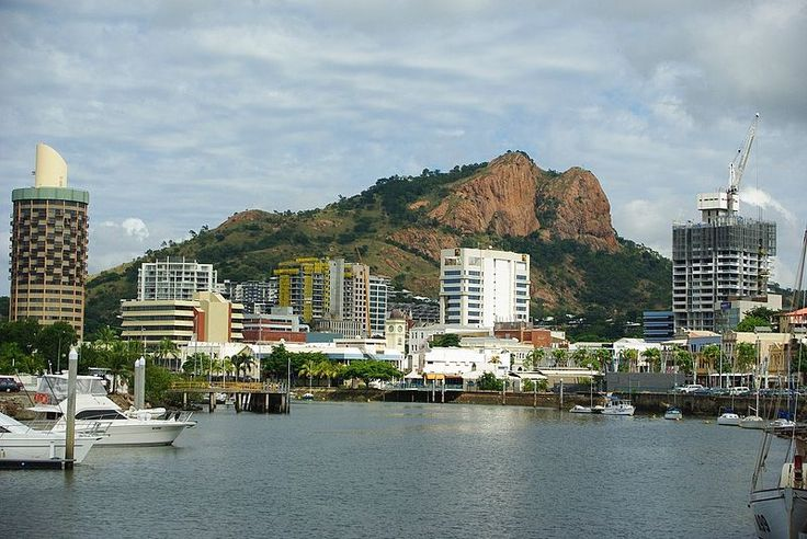 My old home town Townsville Australia