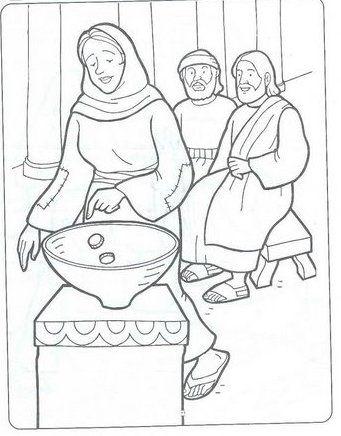 26 best The Widow's Gift; Mark 12:41-44; Luke 21:1-4