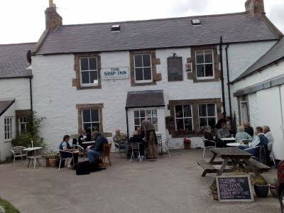 The Ship Inn and Brewery, Low Newton by the Sea