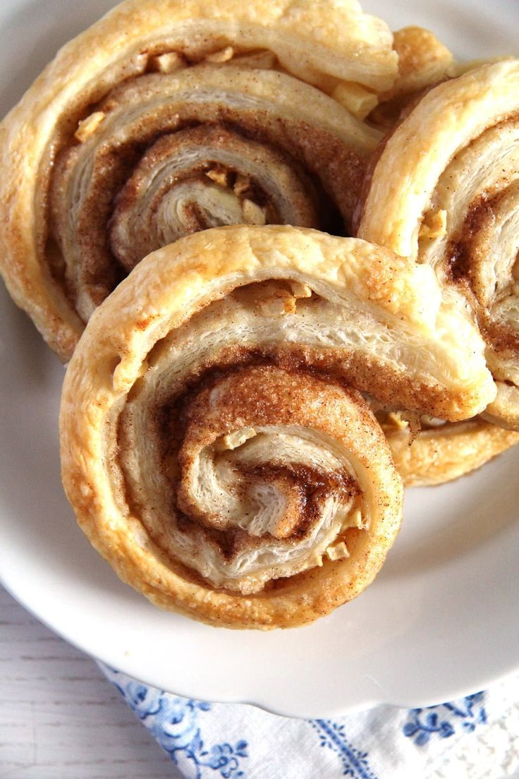 Apple Puff Pastry Rolls Recipe Gluten free puff pastry